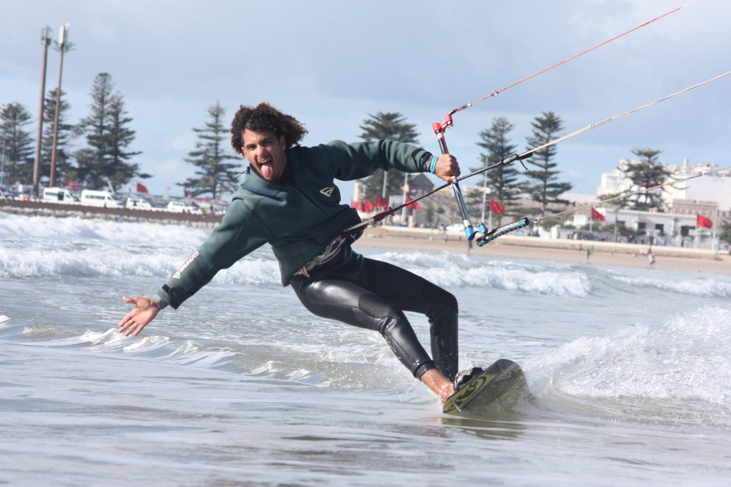 essaouira watersports kitesurf and surf in Essaouira